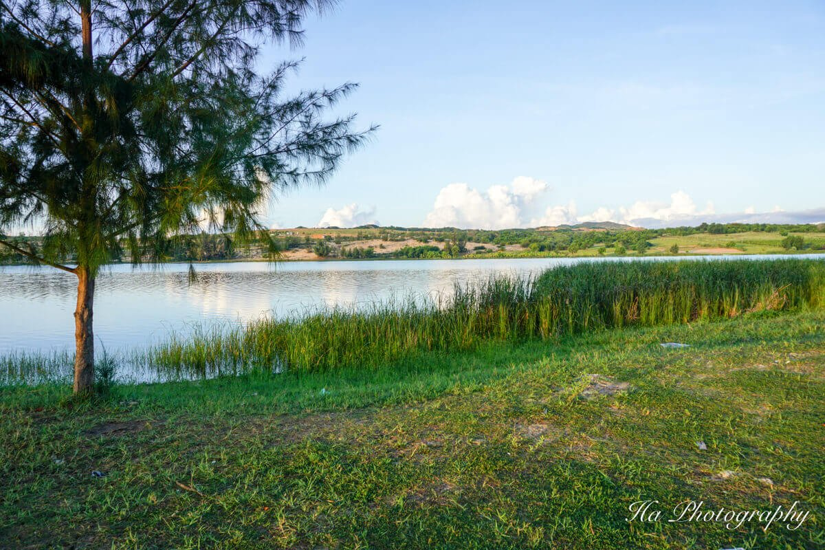 Bau Trang lake