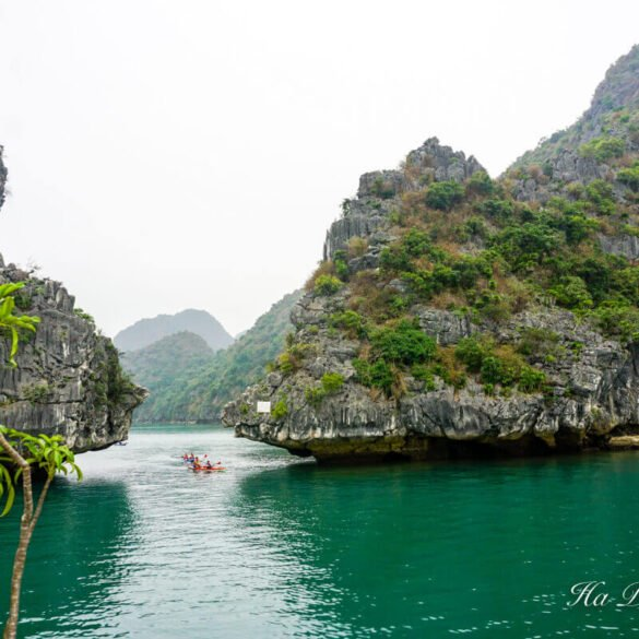 Lan Ha Bay Vietnam travel guide