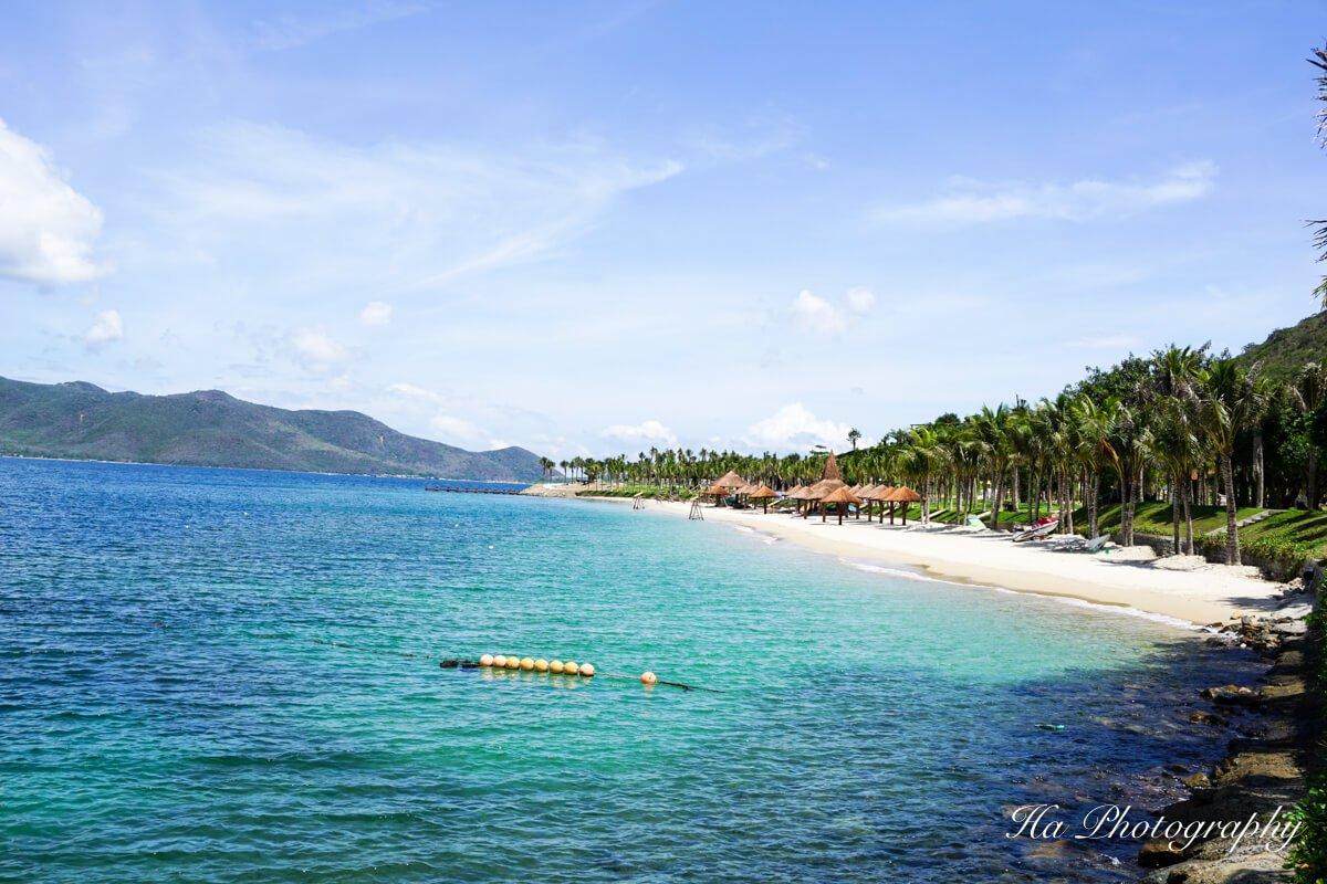 Hon Tam island Nha Trang Vietnam