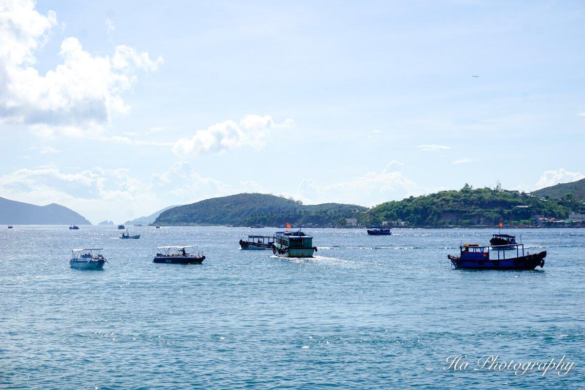 Nha Trang Bay Vietnam