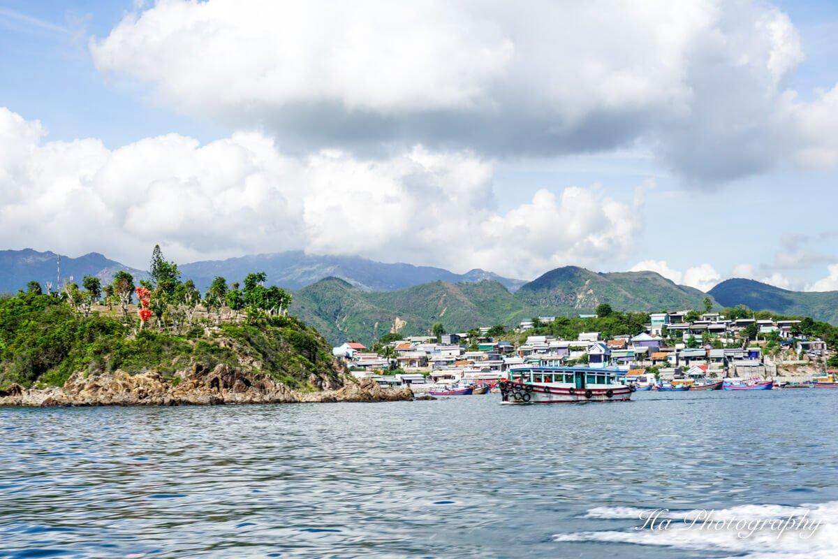 Nha Trang islands Vietnam