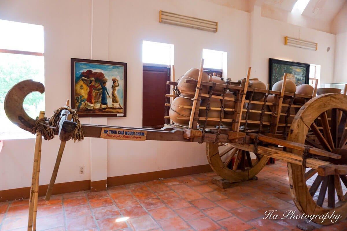 Cham Buffalo wagon