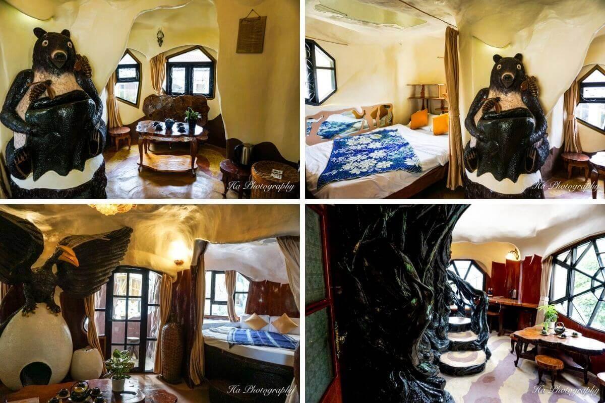 Bear room Dalat