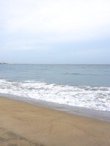 Phan Rang beach Vietnam