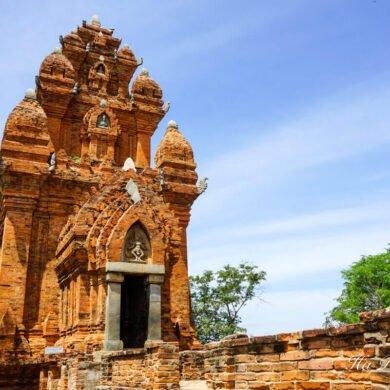Po Klong Garai Temple Phan Rang Vietnam