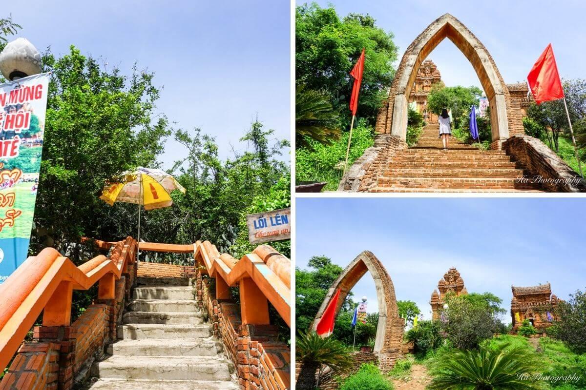 Po Klong Garai Tower Vietnam
