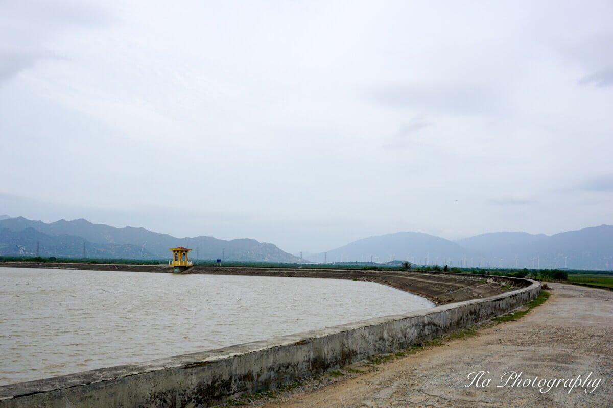 Thanh Xuan dam Ninh Thuan Vietnam