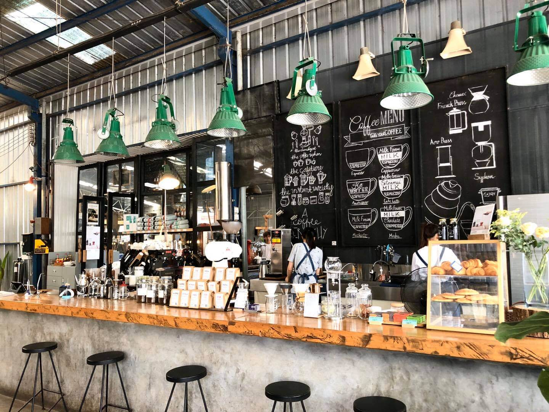 coffee shops to work Da Lat Vietnam
