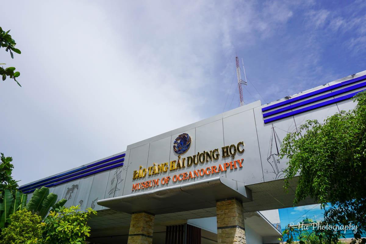Nha Trang Museum of Oceanography Vietnam