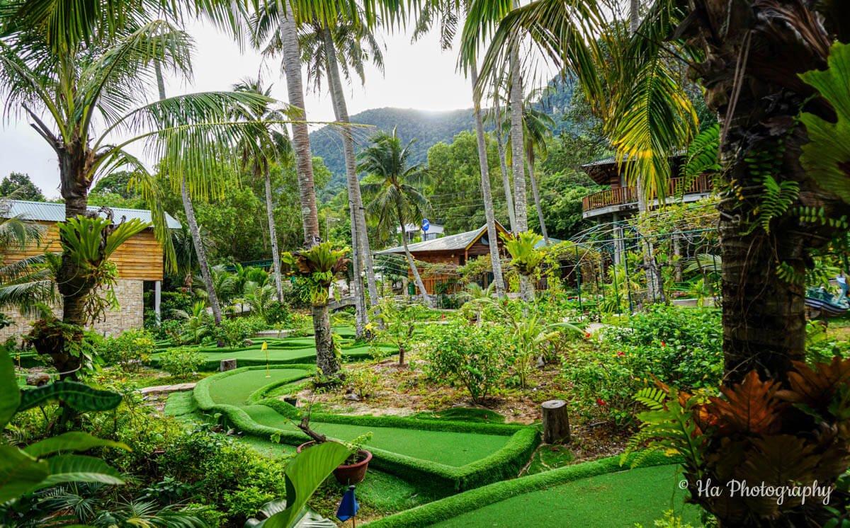 Rory golf course Phu Quoc Vietnam