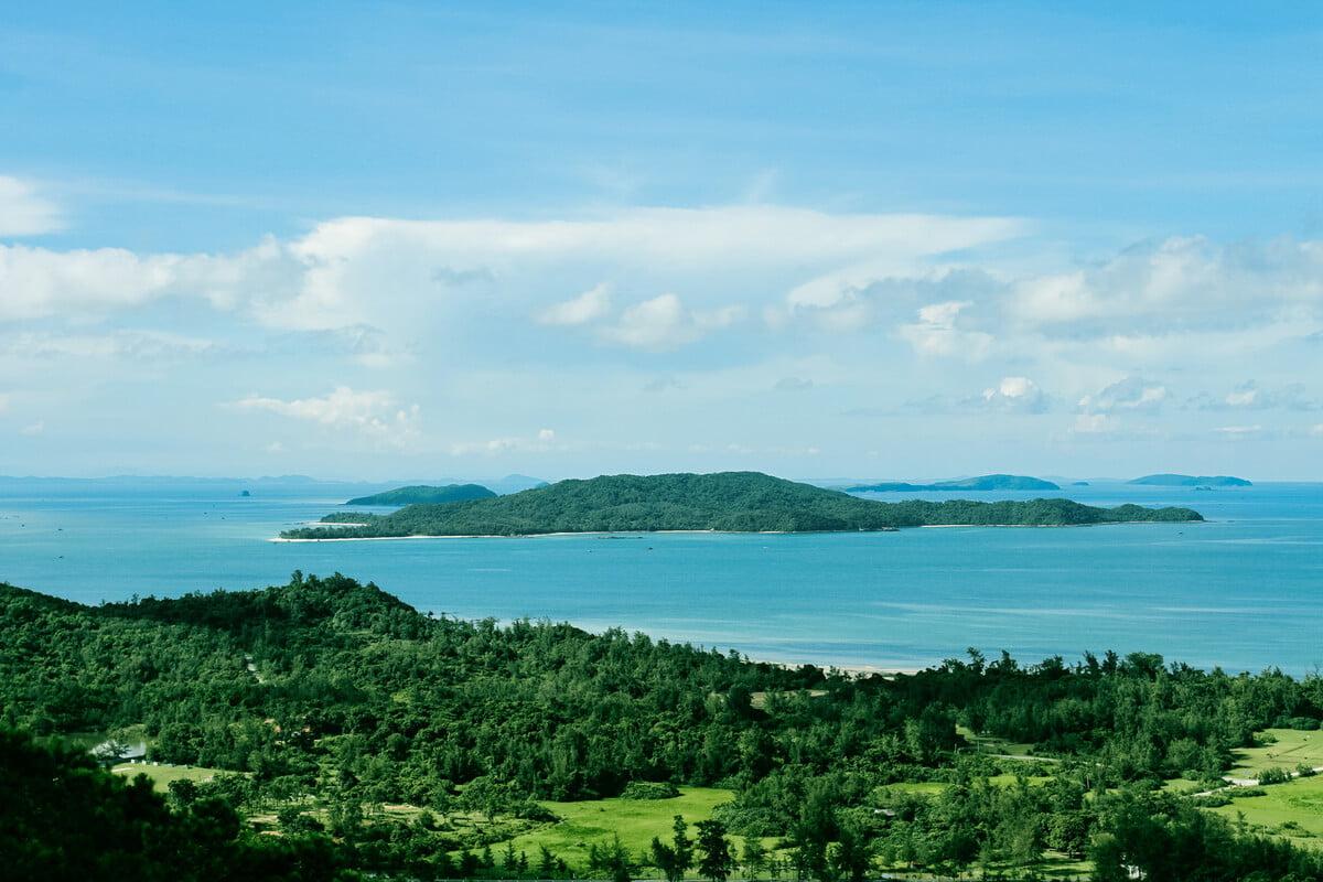 Co To island Vietnam