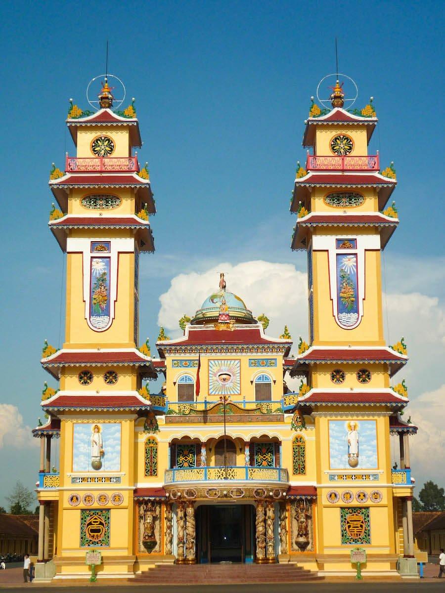 Tay Ninh Holy See Vietnam