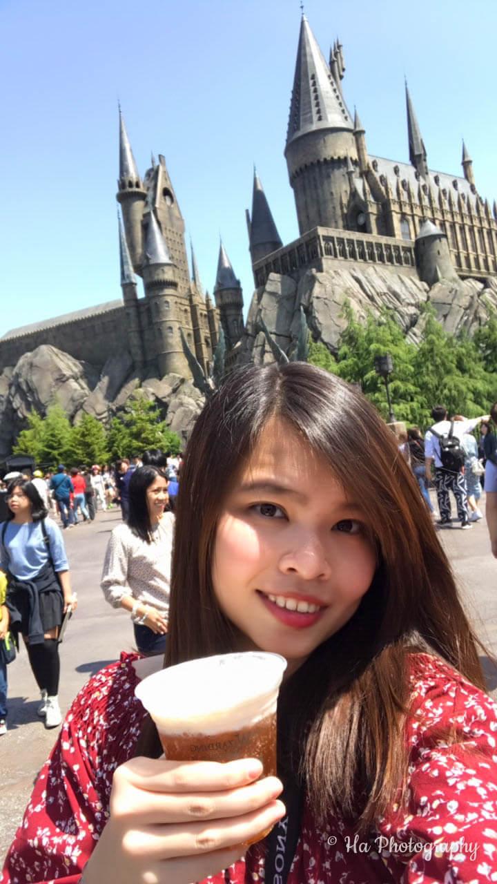 Harry Potter beer