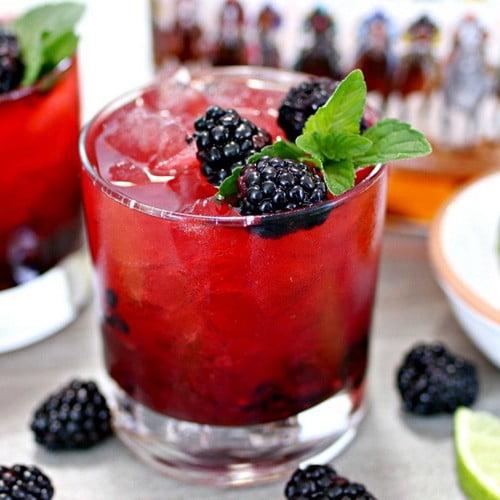 rasberry juice