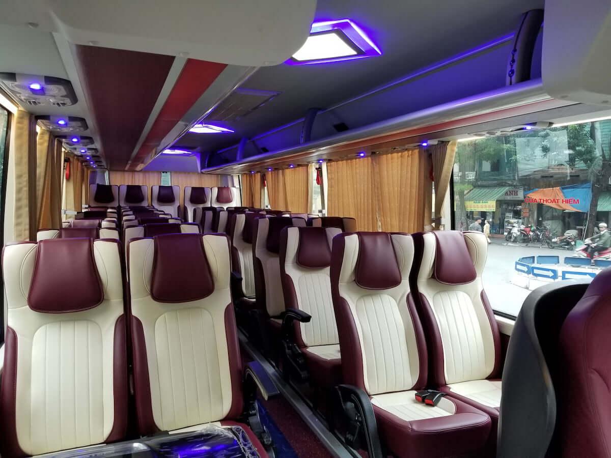 Sapa to Cat Ba Vietnam bus