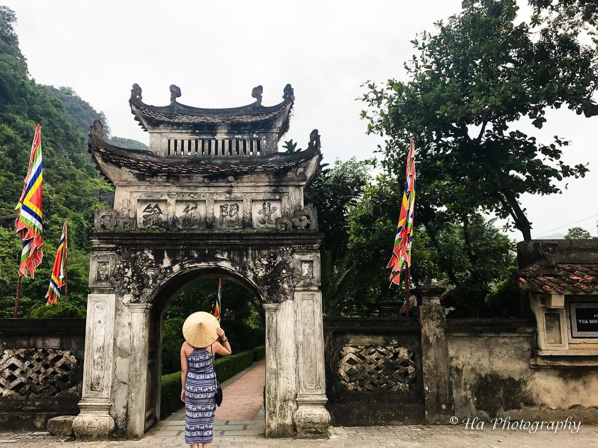 Hoa Lu ancient capital Vietnam