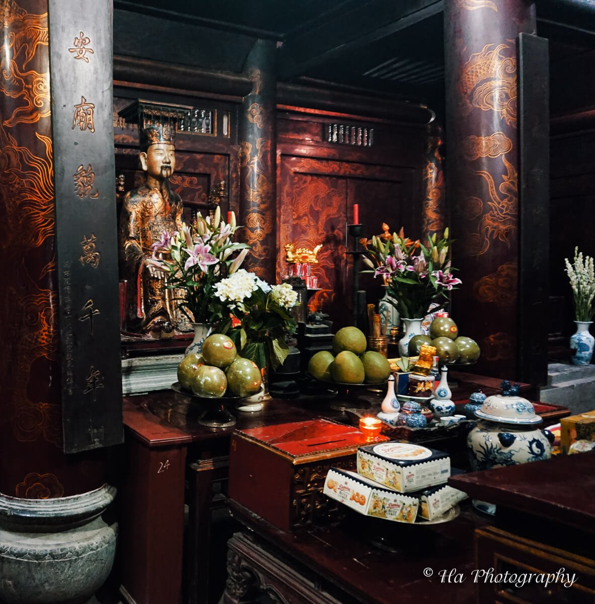 King Dinh Temple Hoa Lu Vietnam