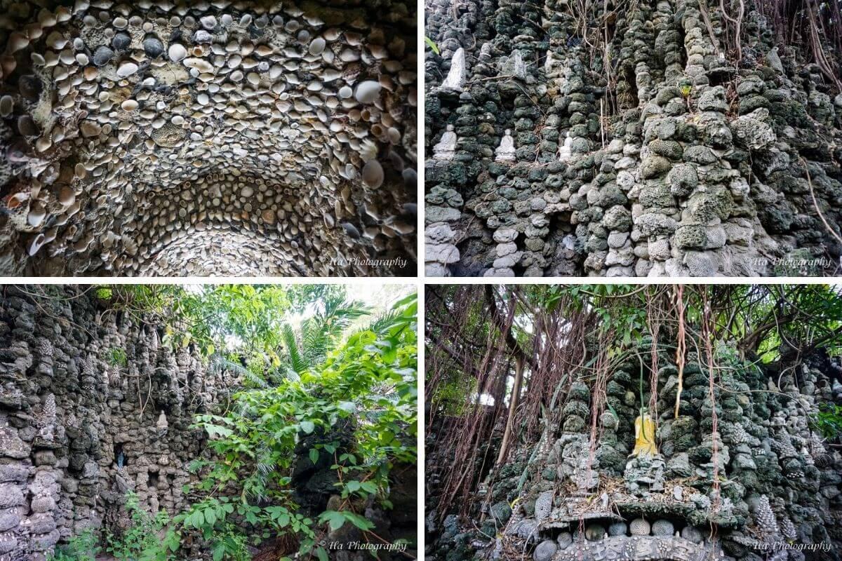 shell pagoda architecture
