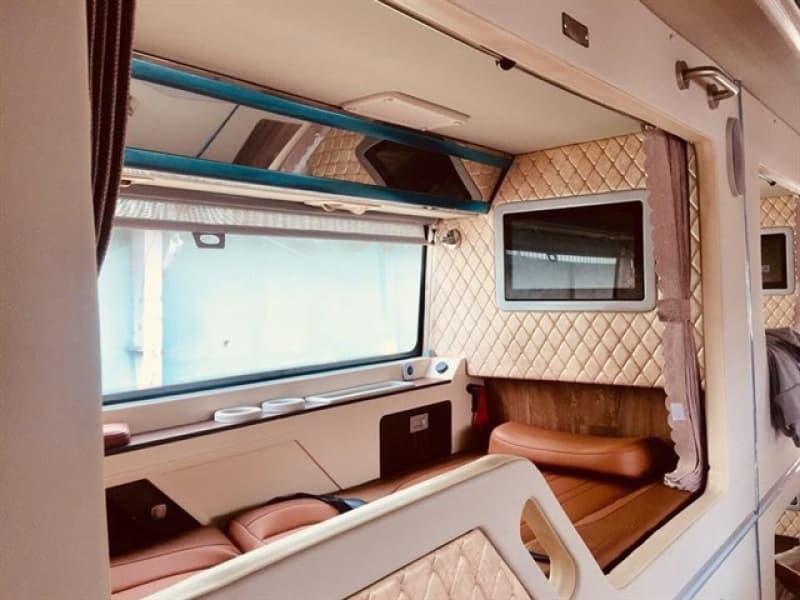 bus cabin