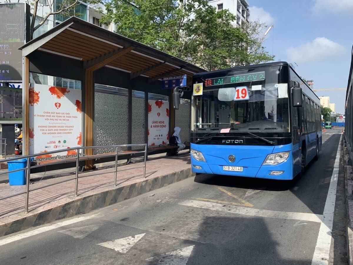 public bus vietnam