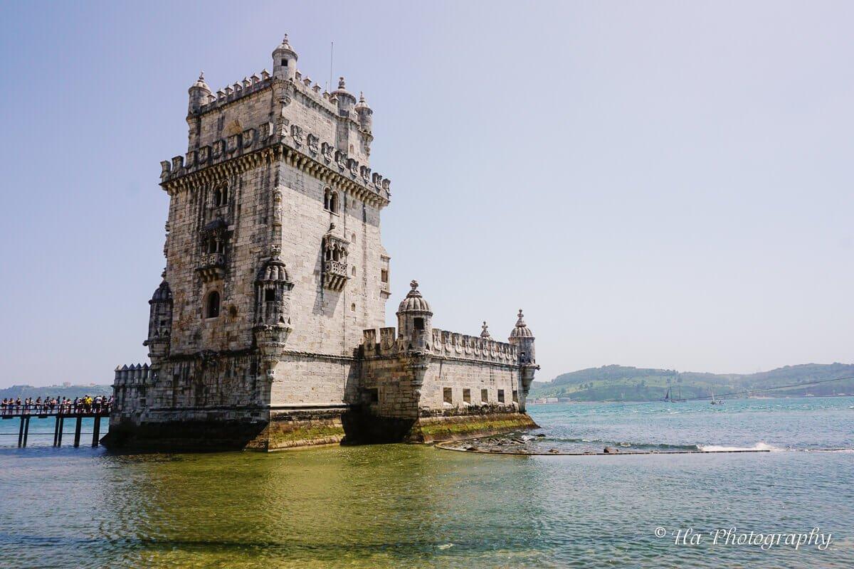 Belem Tower Lisbon Portugal.