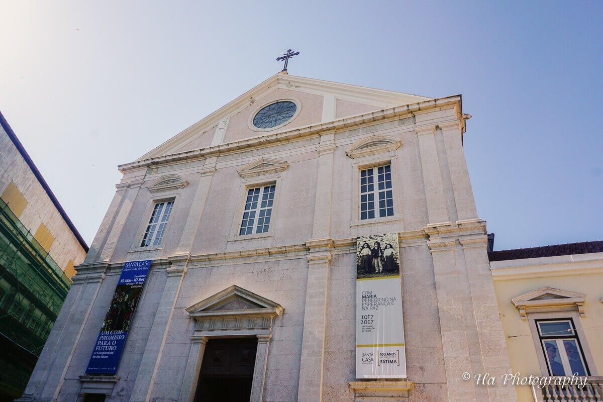 Igreja de São Roque.