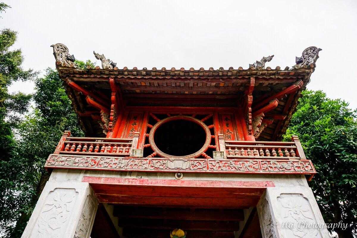 KKhue Van Cac Temple Of Literature Hanoi Vietnam