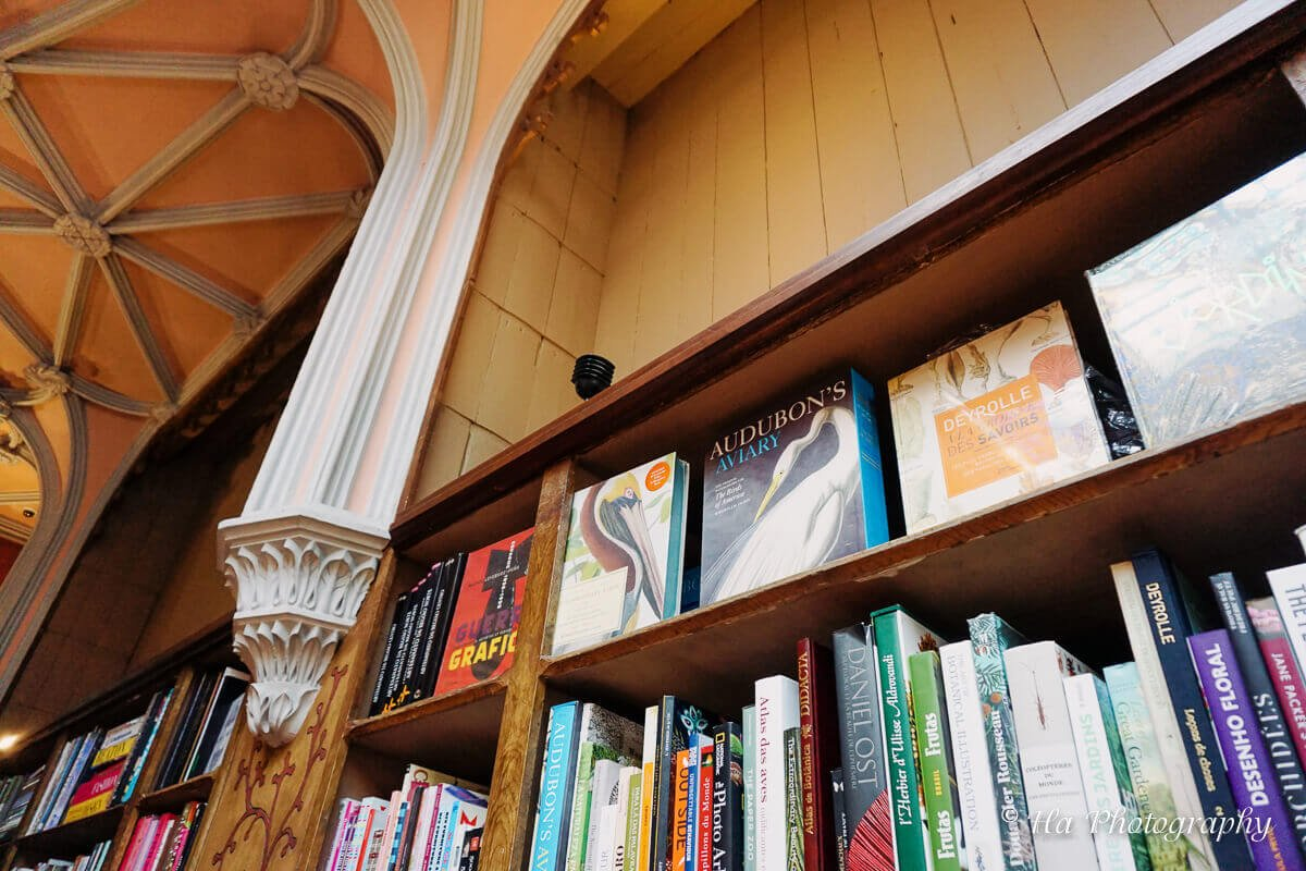 Livraria Lello books