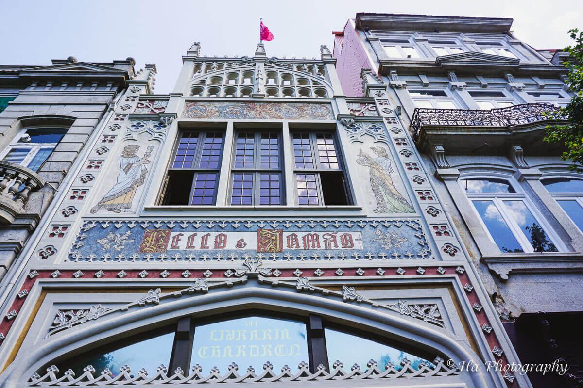 Livraria Lello Porto Portugal