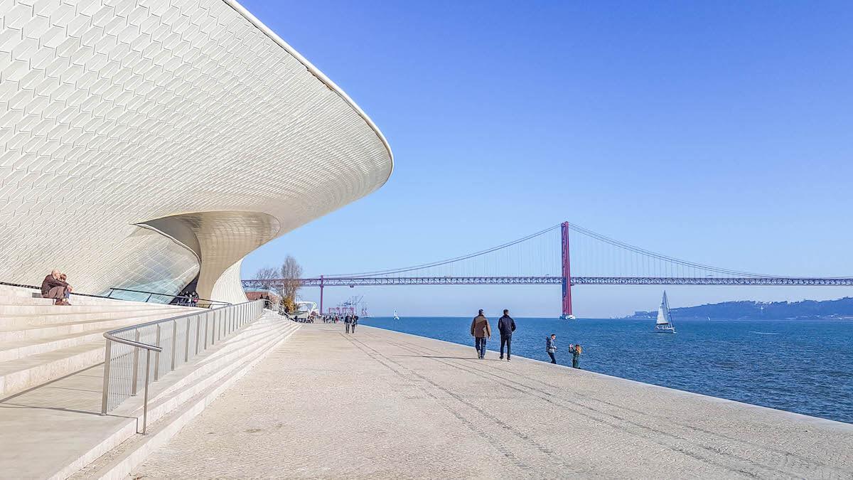 MAAT Lisbon Portugal.