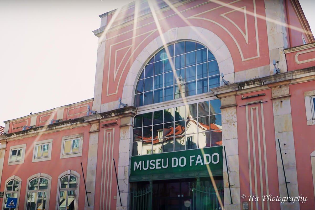 Museu do Fado Lisbon Portugal.