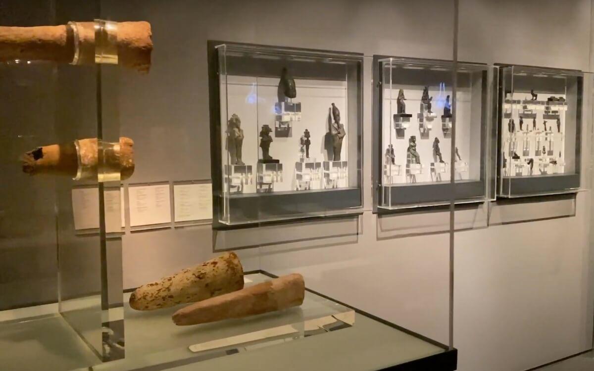 National Archaeology Museum Lisbon Portugal.
