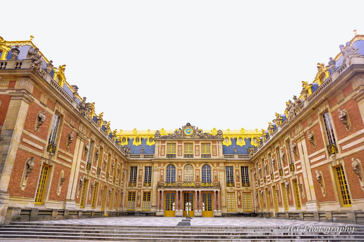 Palace Versailles France.