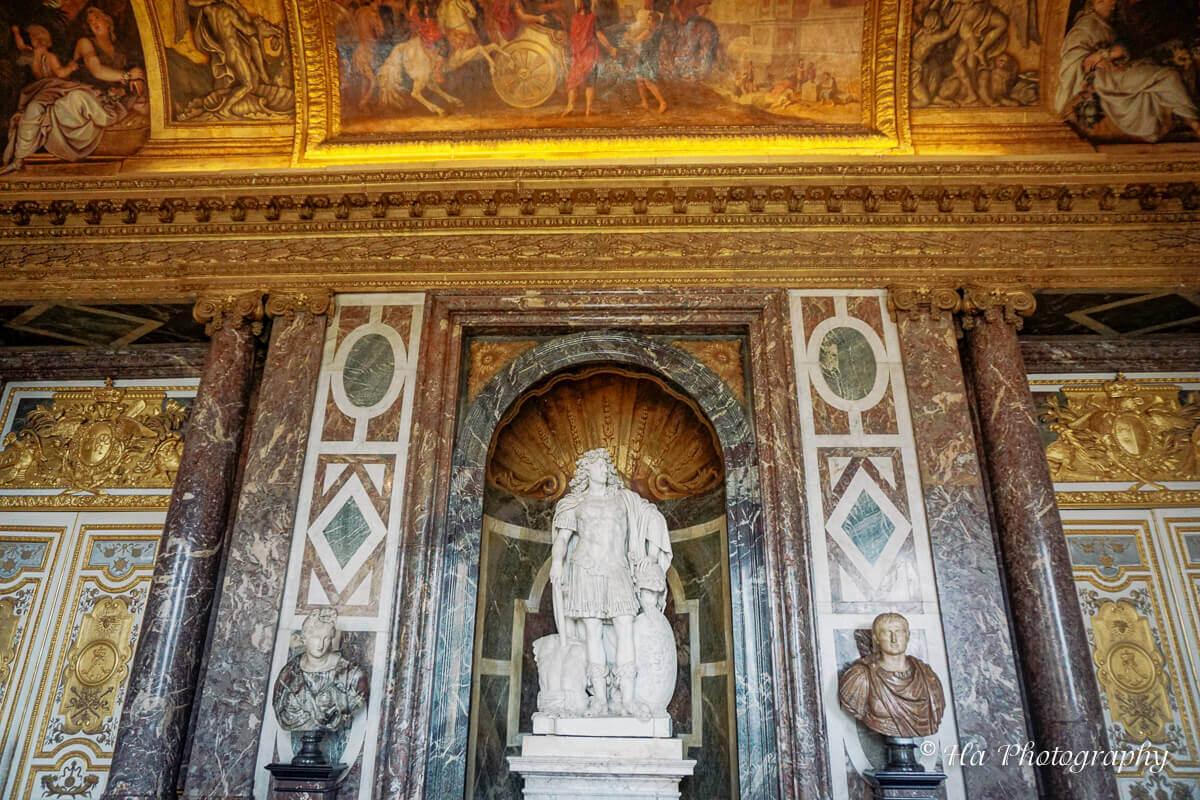 Venus Room Palace Versailles France.