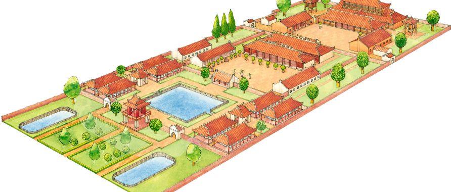 Temple of Literature Hanoi map