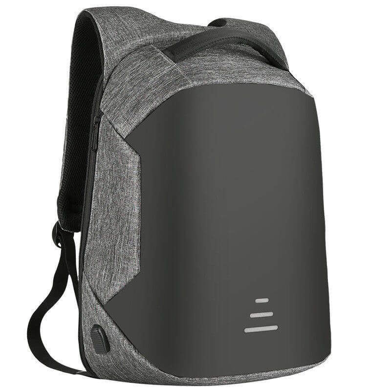 Anti theft backpack bag traveling.