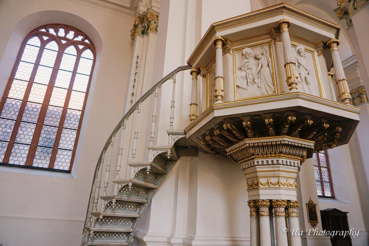 Heidelberg Jesuitenkirche Germany.