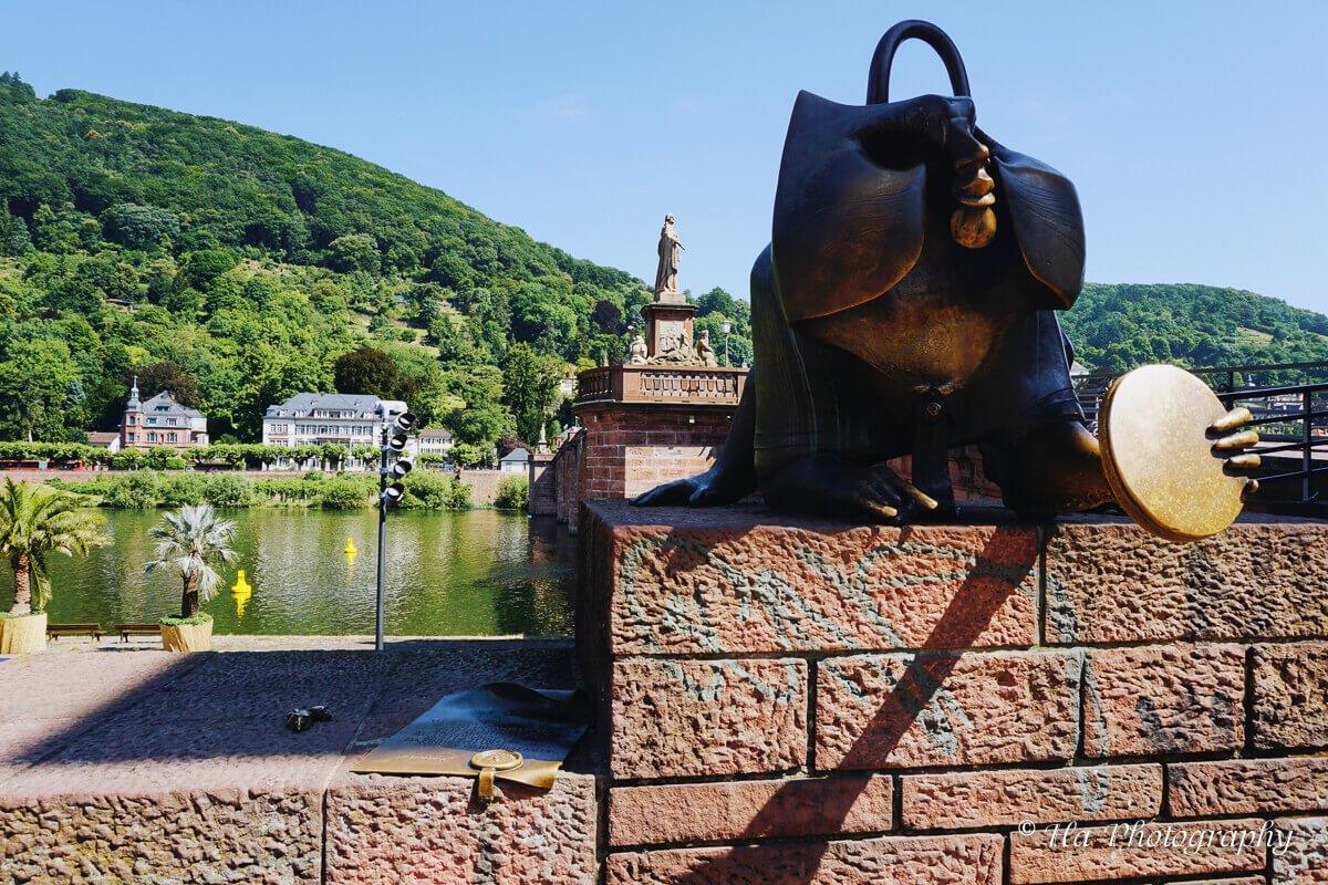 Heidelberg Monkey Germany.