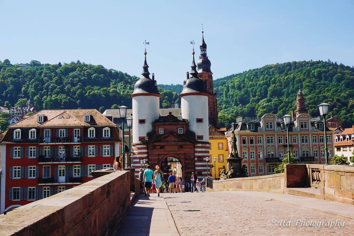 Heidelberg Old Bridge.