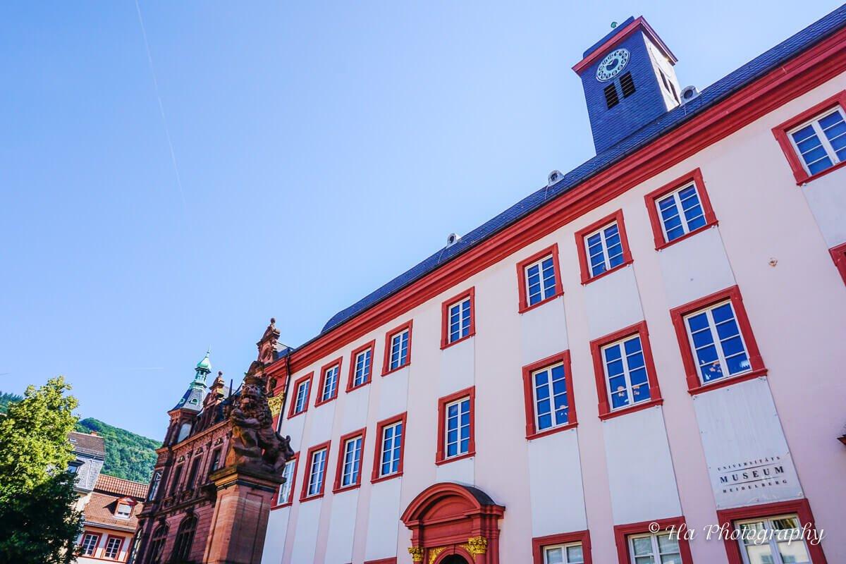 Heidelberg Old University.