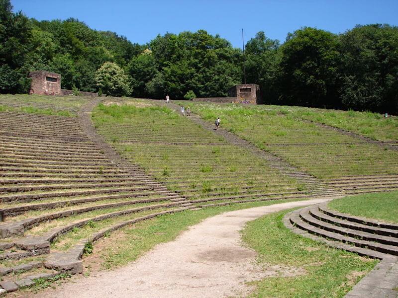 Heidelberg Thingstaette Germany.