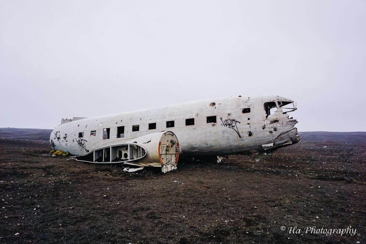 Iceland plane crash.