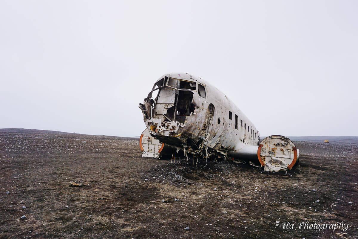 Iceland Solheimasandur plane wreck.