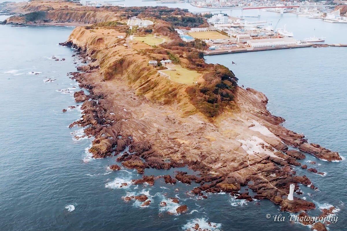 Jogashima Island Kanagawa Japan.