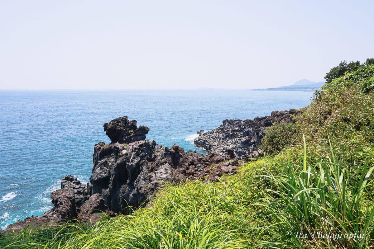 Jeju Island South Korea.