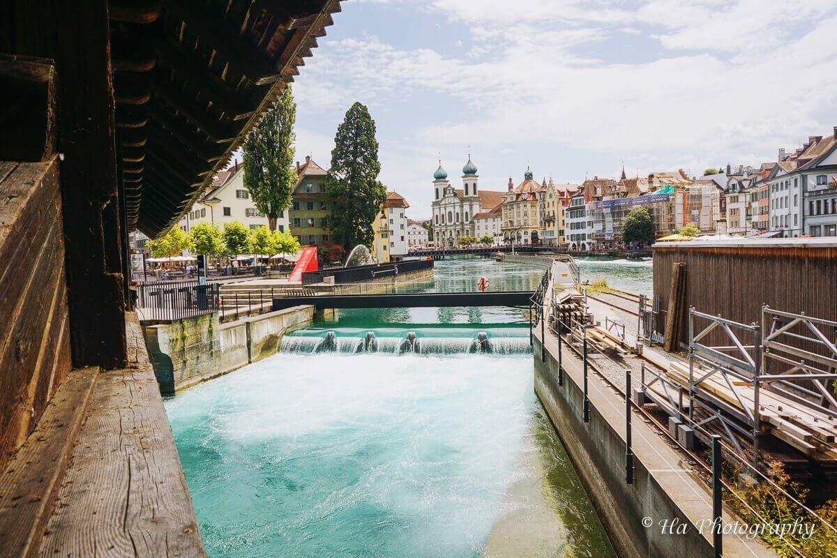 Lucerne Switzerland.