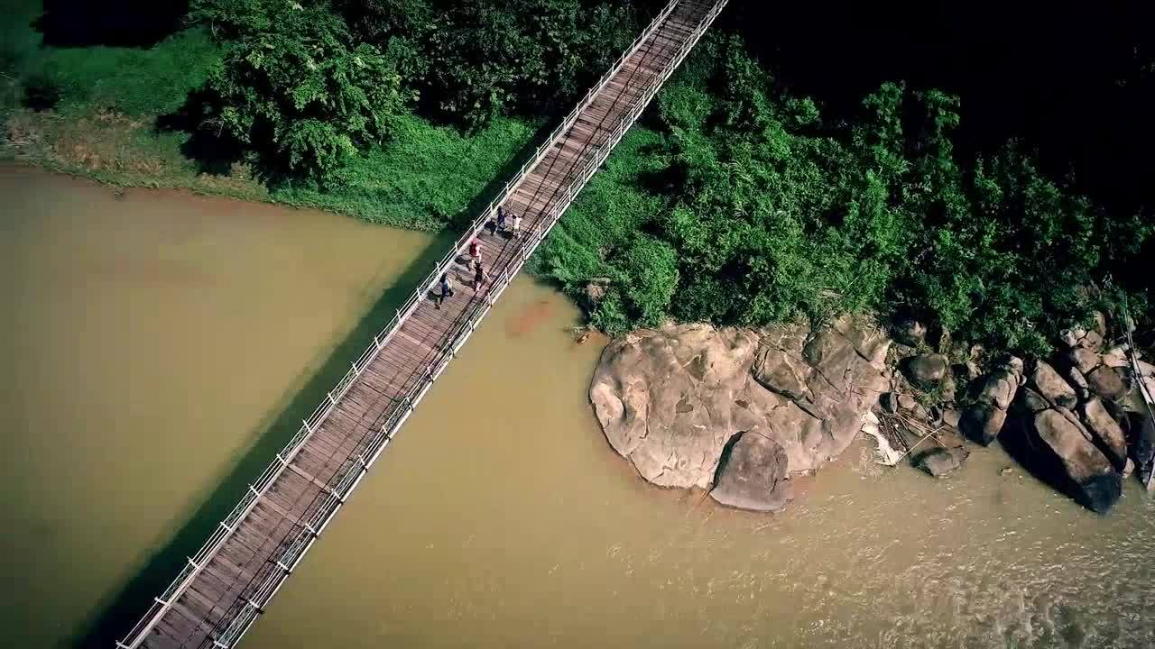 Madagui Forest city Vietnam.