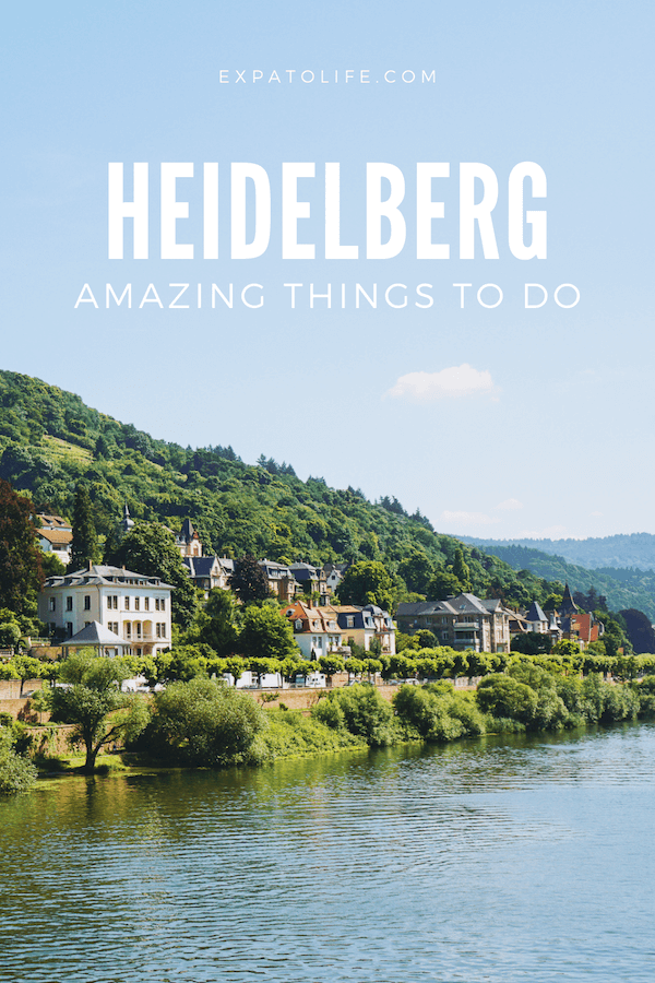Heidelberg Germany travel guide.