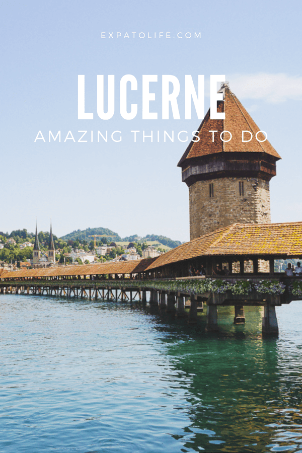 Best things to do in Lucerne Switzerland.