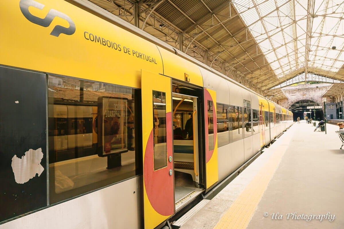 Porto train.